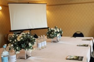 meeting rooms and private events hire Dorset